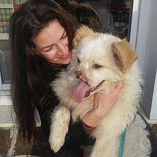 Georgiana Neagu Standort Rumänien Rescuer vor Ort,