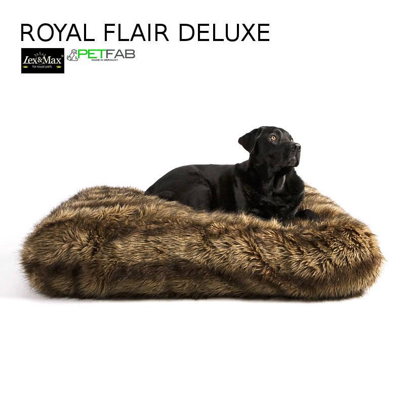 Royal Flaire Hundekissen mit Memory Foam sehr gesund